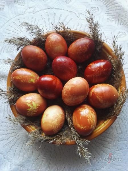 Priecīgas Lieldienas!
